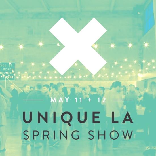 UniqueLA Spring Show 2013